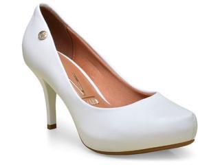 Sapato Feminino Vizzano 1781421 Branco - Tamanho Médio