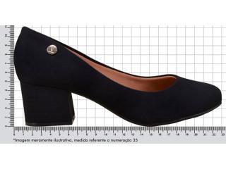 19fa8243f Sapato Vizzano 1258100 Preto Comprar na Loja online...