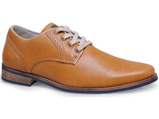 Sapato Masculino West Coast 112902/3 Caramelo - Tamanho Médio