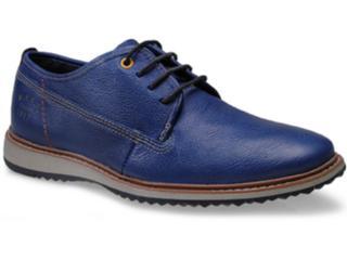 Sapato Masculino West Coast 119302/04 Azul - Tamanho Médio