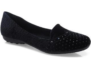 Sapato Feminino Bottero 183003 Preto - Tamanho Médio