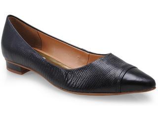 Sapato Feminino Bottero 204003 Preto - Tamanho Médio