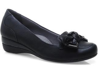 Sapato Feminino Campesi 3464 Preto - Tamanho Médio