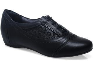 Sapato Feminino Campesi 3362 Preto - Tamanho Médio