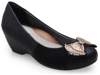 Sapato Feminino Campesi 4015 Preto - Tamanho Médio