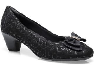 Sapato Feminino Comfortflex 95305 Preto - Tamanho Médio