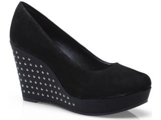 Sapato Feminino Dakota 5372 Preto - Tamanho Médio