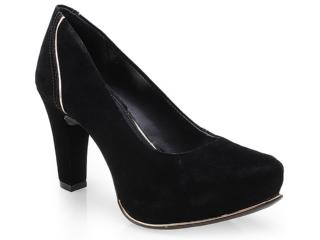 Sapato Feminino Dakota 5901 Preto - Tamanho Médio