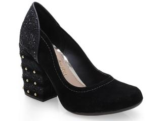 Sapato Feminino Dakota 6421 Preto - Tamanho Médio