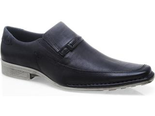 Sapato Masculino Ferracini 5302 Napoles ii Preto - Tamanho Médio