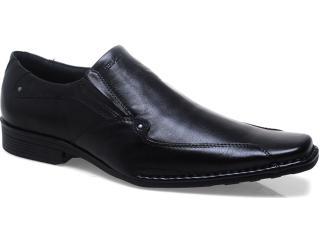 Sapato Masculino Ferracini 6474 Napoles Preto - Tamanho Médio