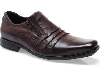 Sapato Masculino Ferracini 5170 Sharp Tabaco - Tamanho Médio