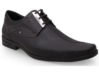 Sapato Masculino Ferracini 5568 Voice Café - Tamanho Médio