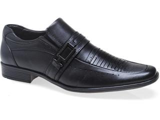 Sapato Masculino Ferricelli Bn12435 Preto - Tamanho Médio
