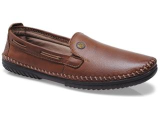 Sapato Masculino Free Way Lanner-4  Sesamo - Tamanho Médio