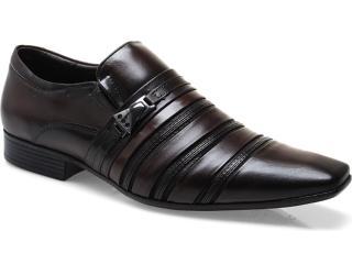 Sapato Masculino Jota pe 12673 Brown - Tamanho Médio