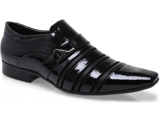 Sapato Masculino Jota pe 12674 Preto - Tamanho Médio