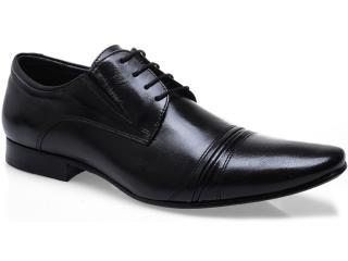 Sapato Masculino Jota pe 11547 Preto - Tamanho Médio
