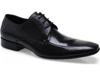 Sapato Masculino Jota pe 8265 Preto - Tamanho Médio