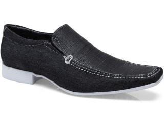 Sapato Masculino Jota pe 12707 Preto - Tamanho Médio
