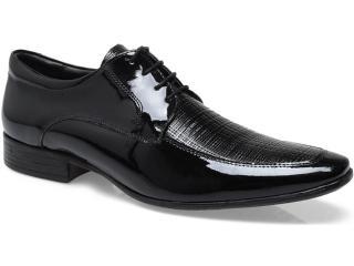 Sapato Masculino Jota pe 11505 Preto - Tamanho Médio