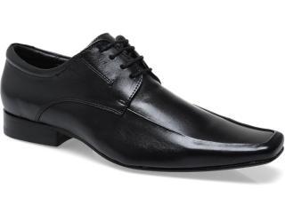 Sapato Masculino Jota pe 10017 Preto - Tamanho Médio