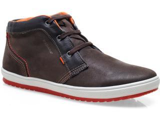 Sapato Masculino Kildare al 73600 Tabaco - Tamanho Médio