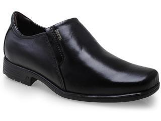 Sapato Masculino Pegada 22101-1 Preto - Tamanho Médio