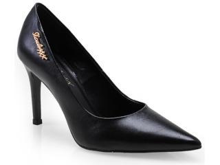Sapato Feminino Seculo Xxx 100010753 Preto - Tamanho Médio