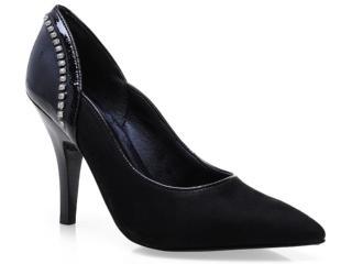 Sapato Feminino Tanara 4822 Preto - Tamanho Médio