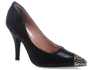 Sapato Feminino Tanara 4825 Preto - Tamanho Médio