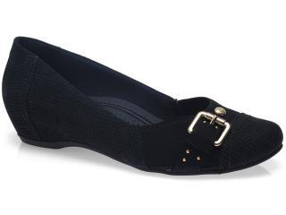 Sapato Feminino Usaflex 2205 Preto - Tamanho Médio