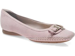 Sapato Feminino Usaflex 3144 Camelia - Tamanho Médio