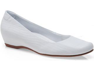 fb1ae9080 Sapato Usaflex 2201 Branco Comprar na Loja online...