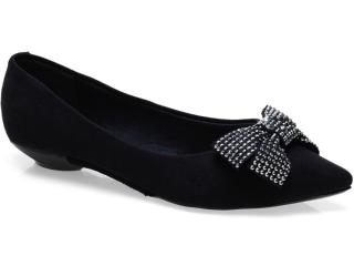 Sapato Feminino Vizzano 1131420 Preto - Tamanho Médio