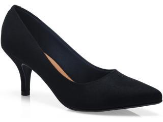 Sapato Feminino Vizzano 1097500 Preto - Tamanho Médio
