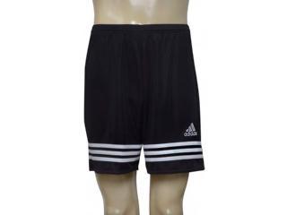 Short Masculino Adidas Bh6924 Entrada Preto/branco - Tamanho Médio