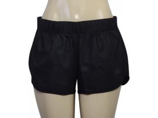 Short Feminino Adidas Dm2815 M10 Shor Preto - Tamanho Médio