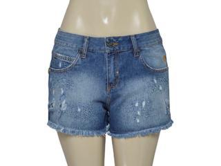 Short Feminino Cavalera Clothing 08.02.1191 Jeans - Tamanho Médio