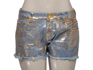 Short Feminino Coca-cola Clothing 63200422 Jeans - Tamanho Médio