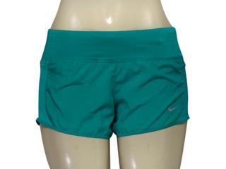 Short Feminino Nike 719558-351 Dry Running  Verde - Tamanho Médio