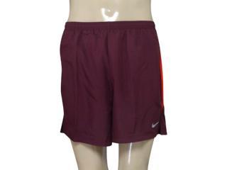 Short Masculino Nike 644236-681  Challenger Vinho - Tamanho Médio