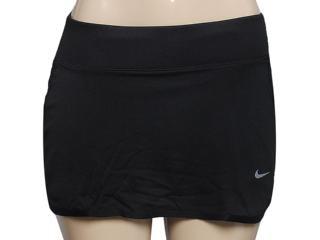 Short Saia Feminina Nike 618274-010 Knit Skirt Preto - Tamanho Médio