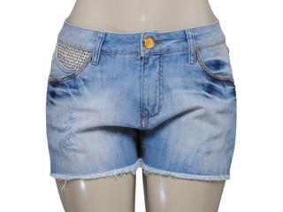 Short Feminino y Exx 18273 Jeans - Tamanho Médio