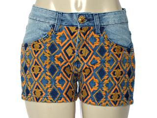 Short Feminino Dopping 013513013 Jeans - Tamanho Médio