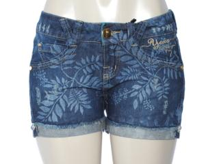 Short Feminino y Exx 20203 Jeans - Tamanho Médio