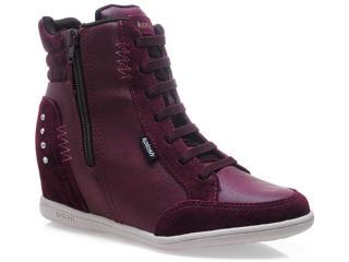 Sneaker Feminino Kolosh C0095 Beringela - Tamanho Médio