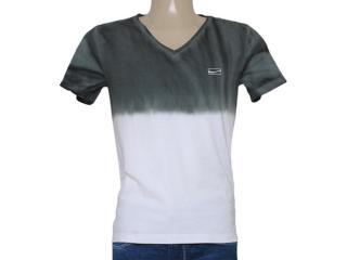 T-shirt Masculino Coca-cola Clothing 353204357 Preto/branco - Tamanho Médio