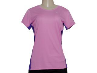 T-shirt Feminino Nike 519829-577  Lilas/roxo - Tamanho Médio