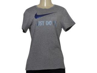 T-shirt Feminino Nike 889403-091 Womens Sportswear Mescla - Tamanho Médio
